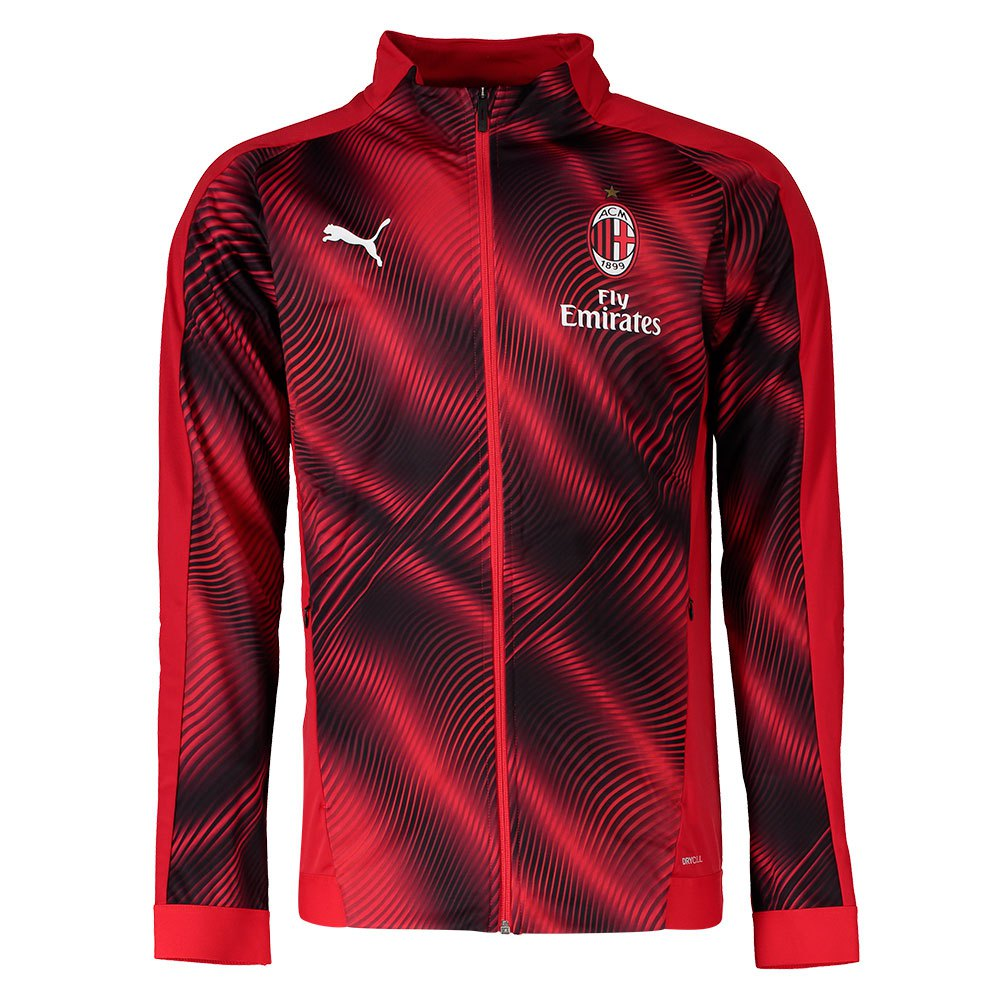 Puma Ac Milan Stadium 19 20 Red Buy And Offers On Goalinn