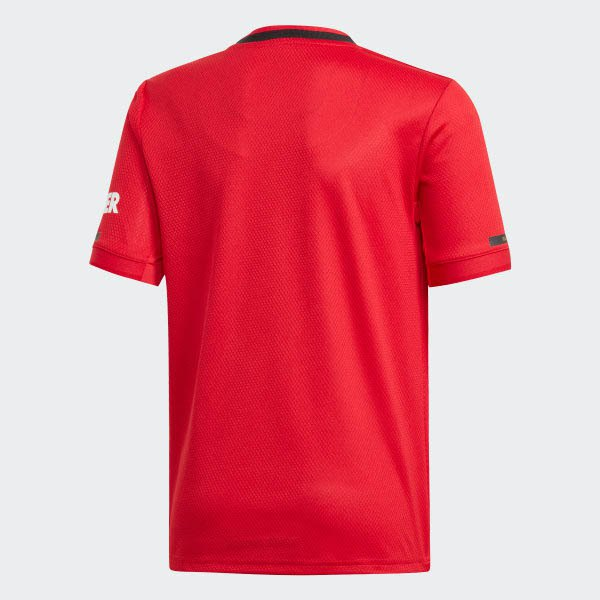 Manchester United Fc Home 19/20 Junior