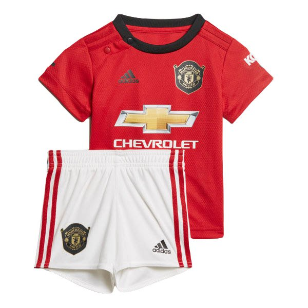 promo code 773a8 6f41b adidas Manchester United FC Home Baby Kit 19/20