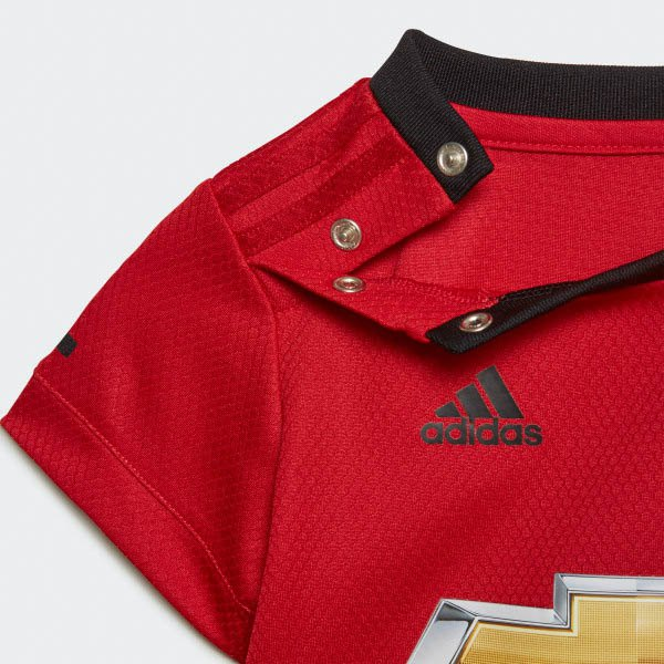 promo code 43591 9ceb3 adidas Manchester United FC Home Baby Kit 19/20