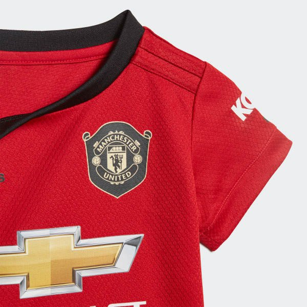 Manchester United Home Youth Kit