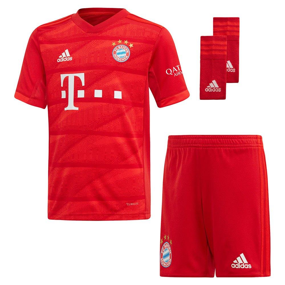 adidas FC Bayern Munich Home Mini Kit 19/20, Goalinn