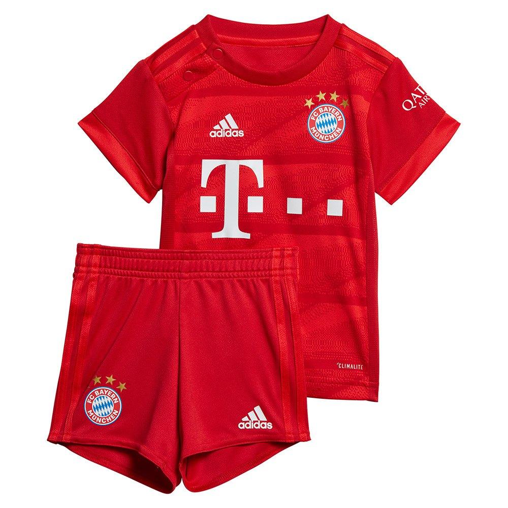 Adidas Fc Bayern Munich Home Baby Kit 19 20 Goalinn