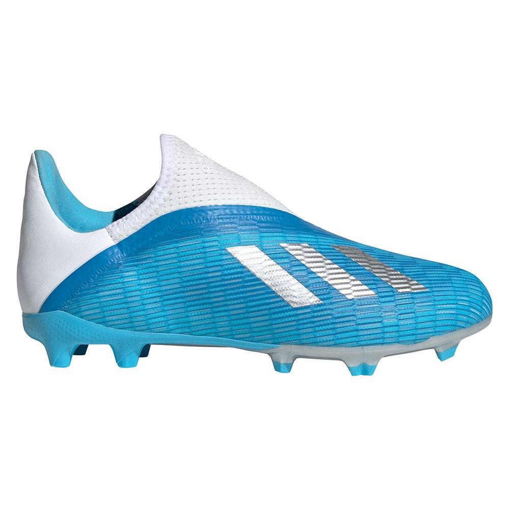 adidas X 19.3 Laceless FG buy and offers on Goalinn