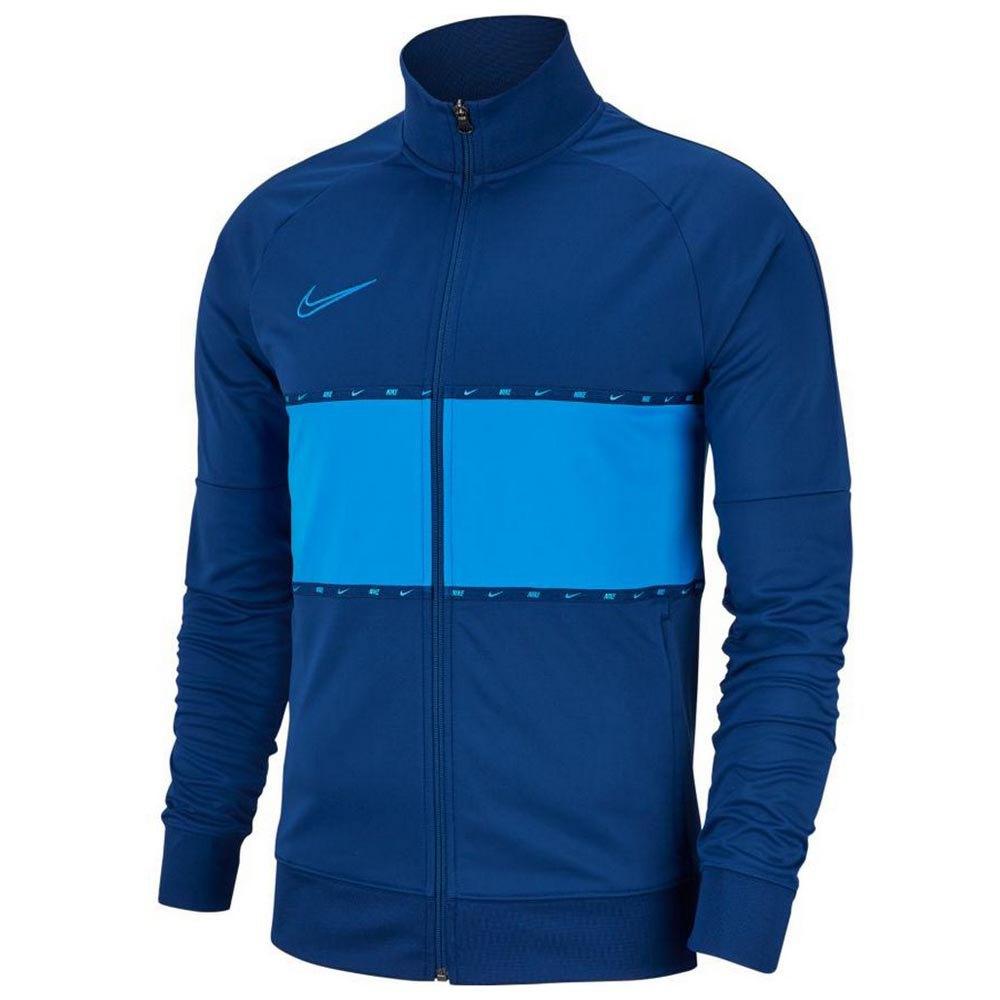Nike Dry Academy I96 GX Knit Blauw, Goalinn Jassen