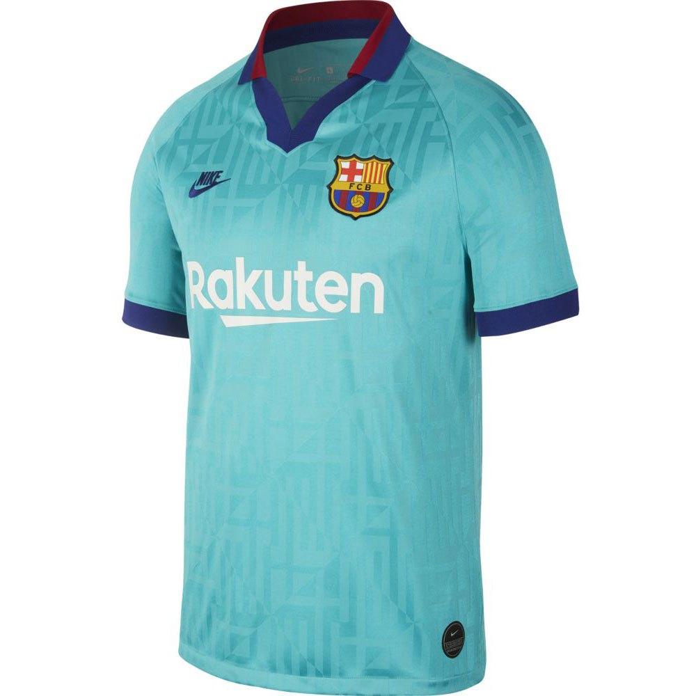Nike Fc Barcelona 3rd Breathe Stadium 19 20 Blue Goalinn