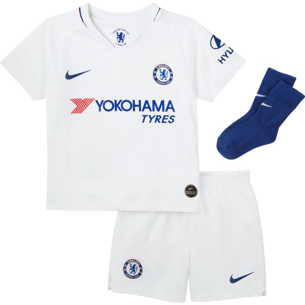 cheap for discount 1c7f7 fc291 Nike Chelsea FC Away Breathe Kit Infant 19/20