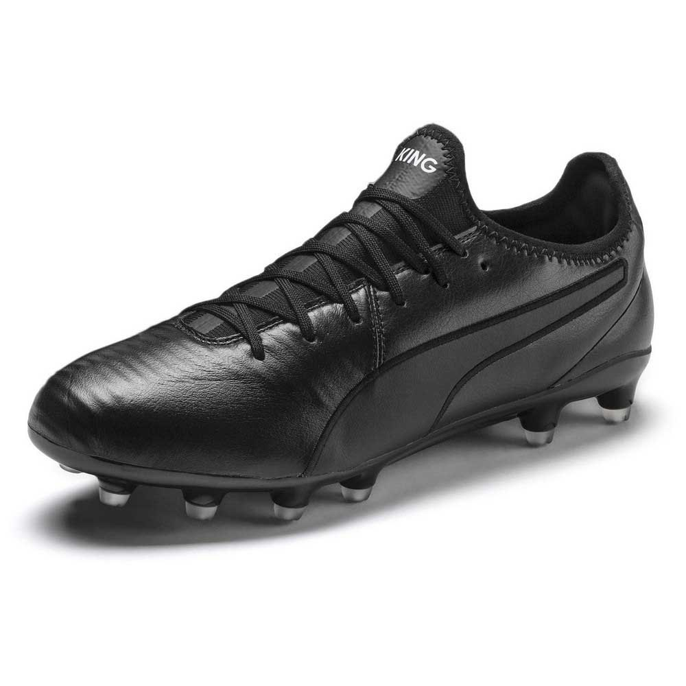 Puma King Pro FG Black buy and offers on Goalinn