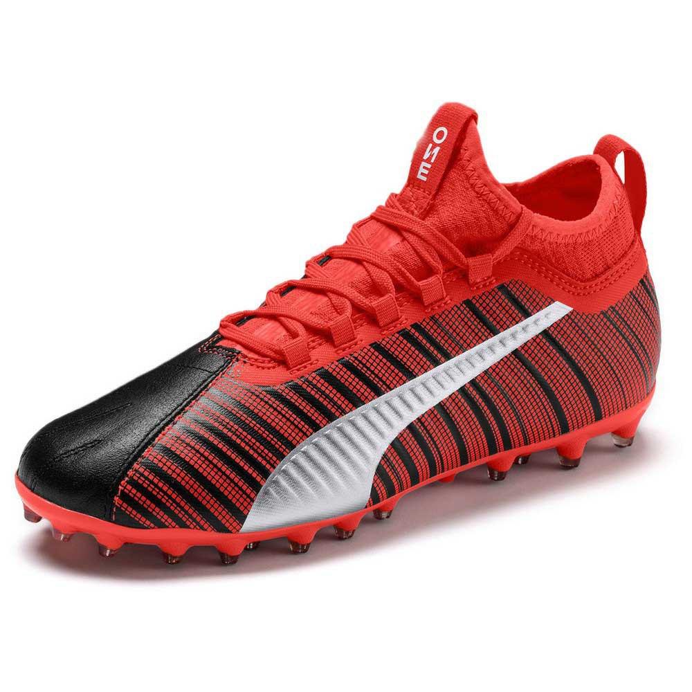 9887c78a Puma One 5.3 MG Rød kjøp og tilbud, Goalinn