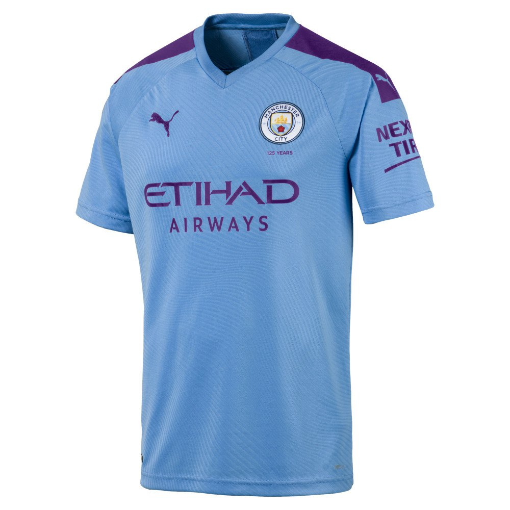 intelectual Necesitar lecho  Puma Manchester City FC Home 19/20 Blue, Goalinn