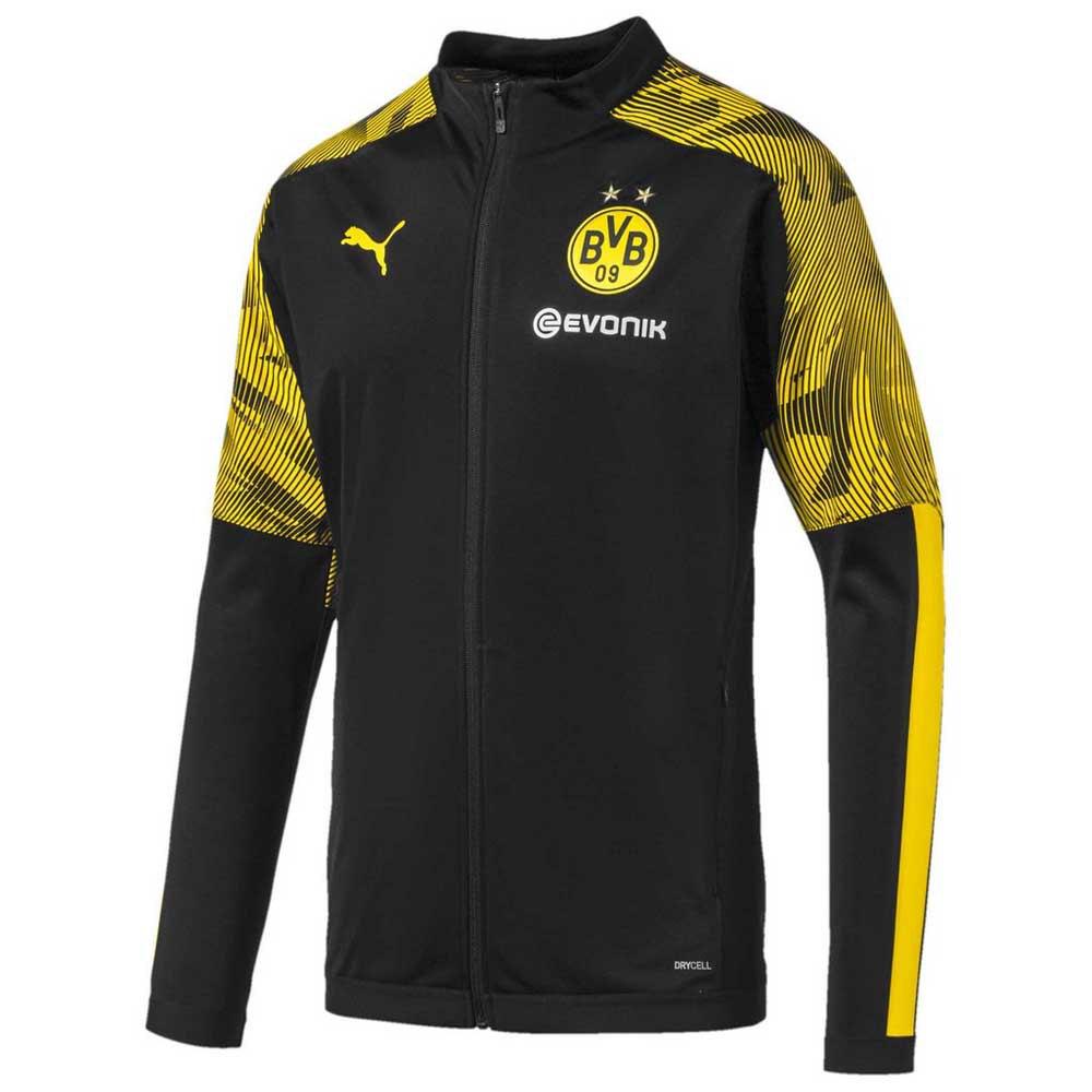 Puma Borussia Dortmund 19/20 Black buy and offers on Goalinn