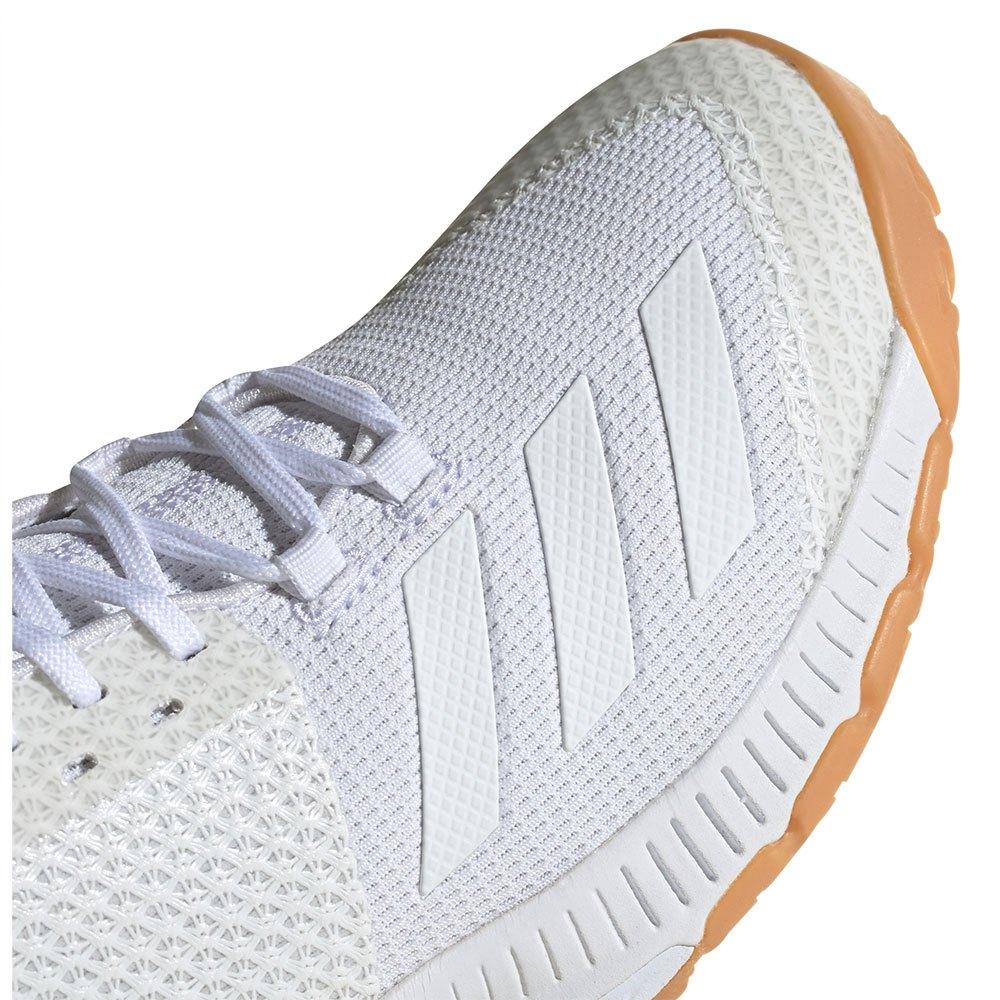 adidas Crazyflight Bounce 3 White buy and offers on Goalinn