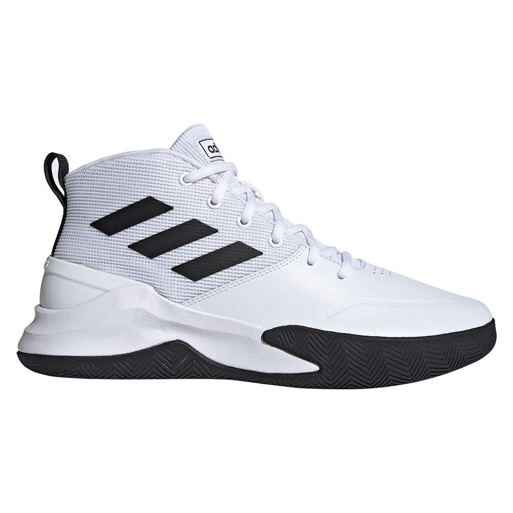 Contento Permuta sistema  adidas Own The Game White buy and offers on Goalinn
