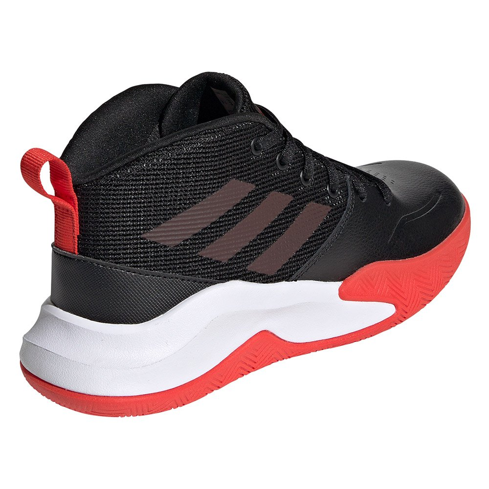 mago Lógicamente antártico  adidas Own The Game Kid Wide Black buy and offers on Goalinn