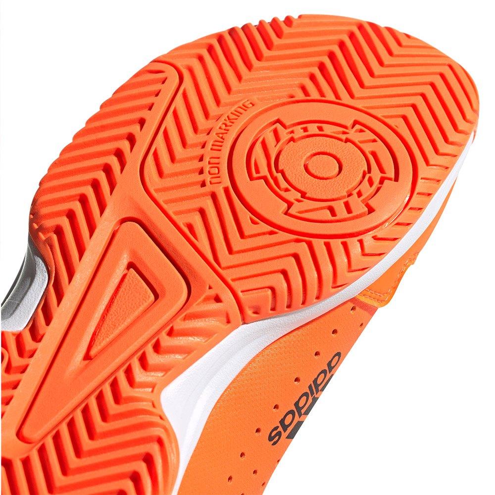 adidas Court Stabil Laranja comprar e ofertas na Goalinn Ténis
