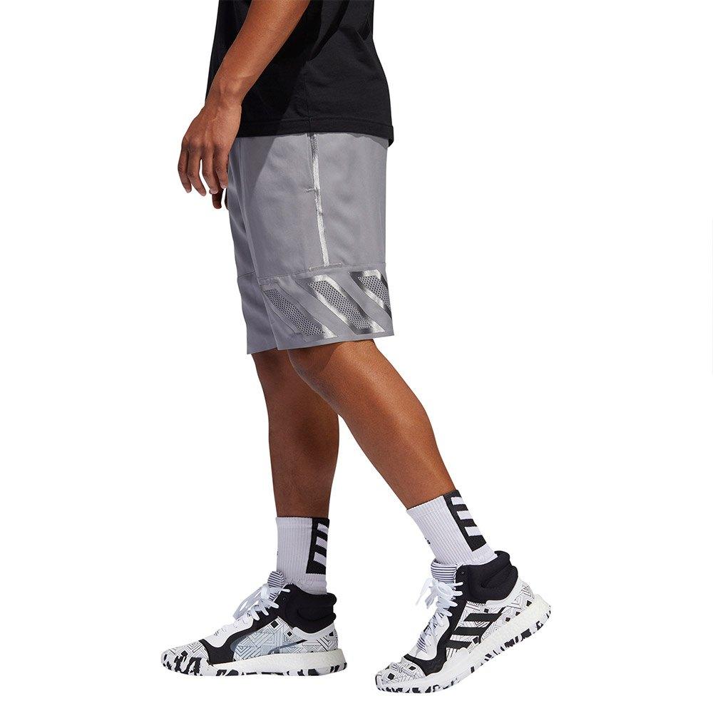 adidas N3xt L3v3l Shorts Regular Grå kjøp og tilbud, Goalinn