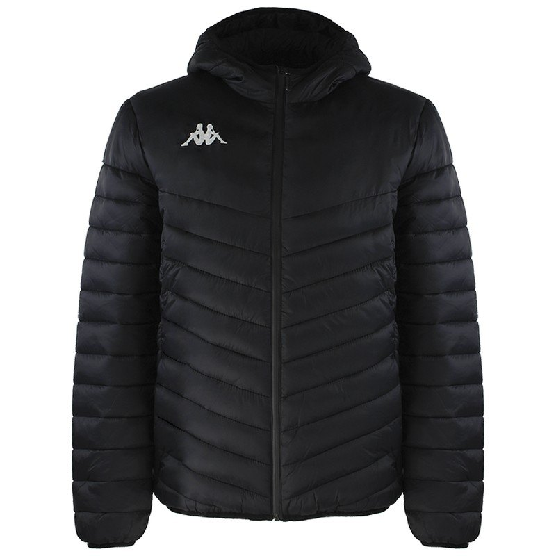 éxito Ver insectos Turbulencia  Kappa Doccio Padded Black buy and offers on Goalinn