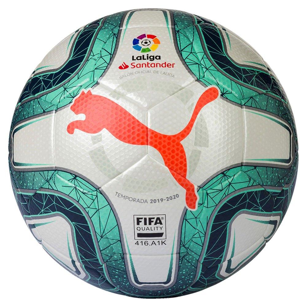 Puma LaLiga 1 FIFA Quality 19/20 Football Ball Green, Goalinn