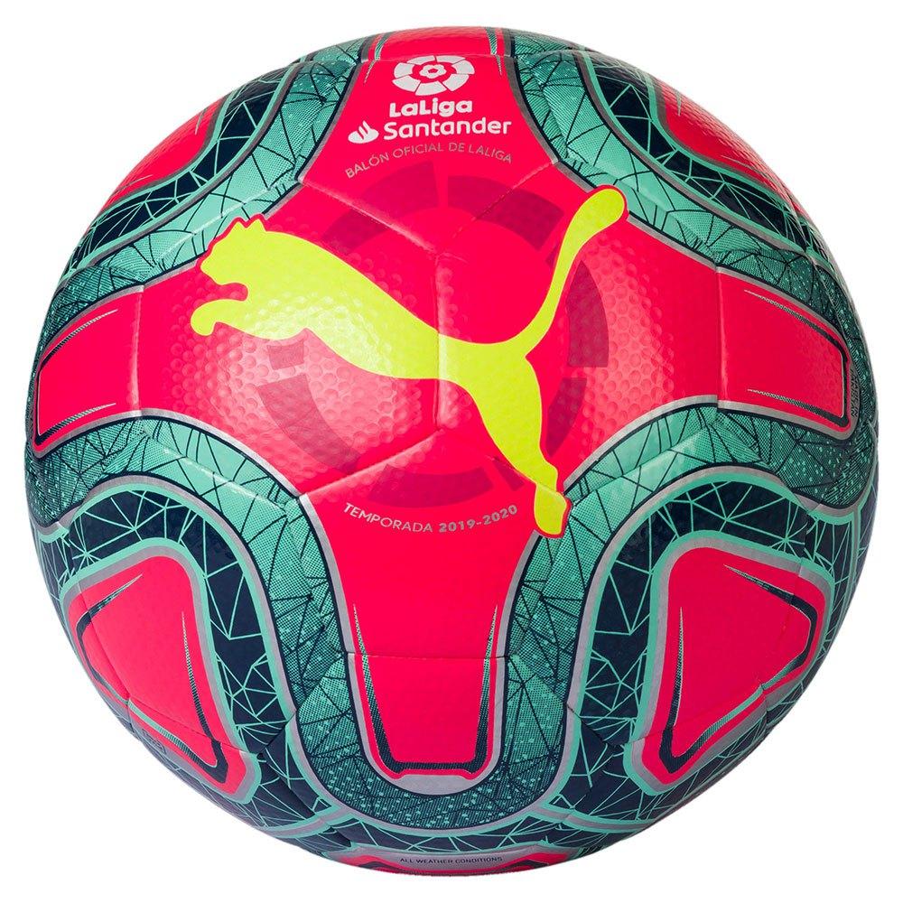 Puma LaLiga 1 Hybrid 19/20 Football Ball Pink, Goalinn