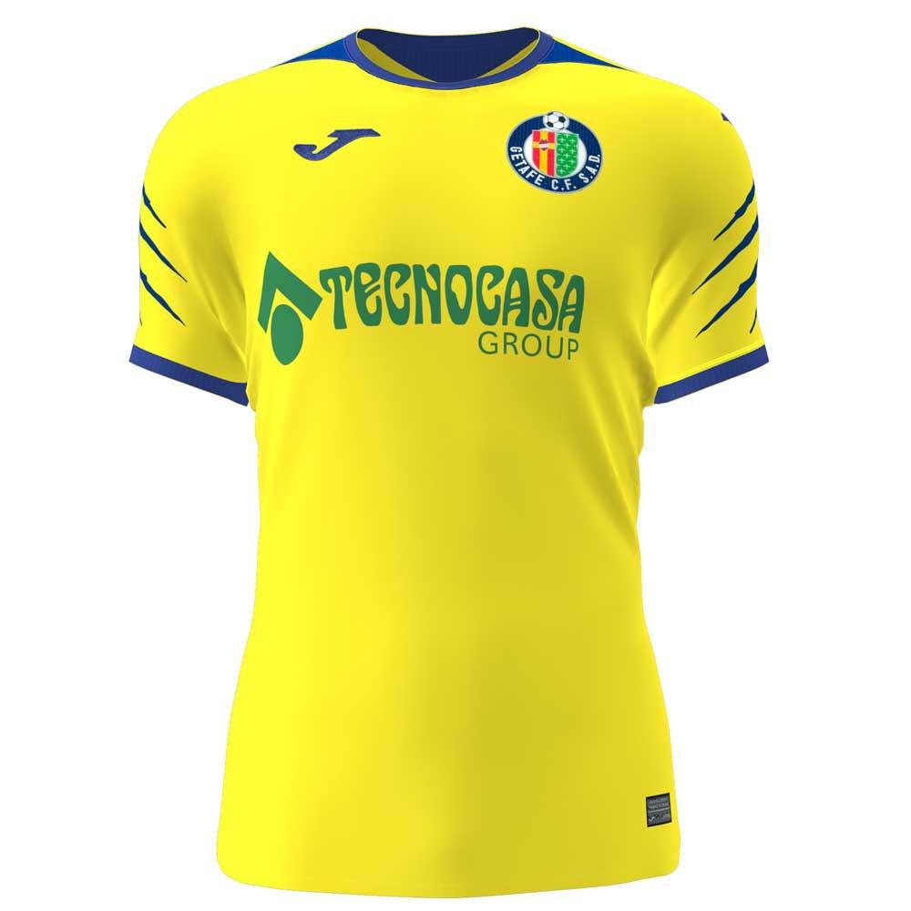 Conquistador de ahora en adelante doloroso  Joma Getafe CF Third 19/20 Yellow buy and offers on Goalinn