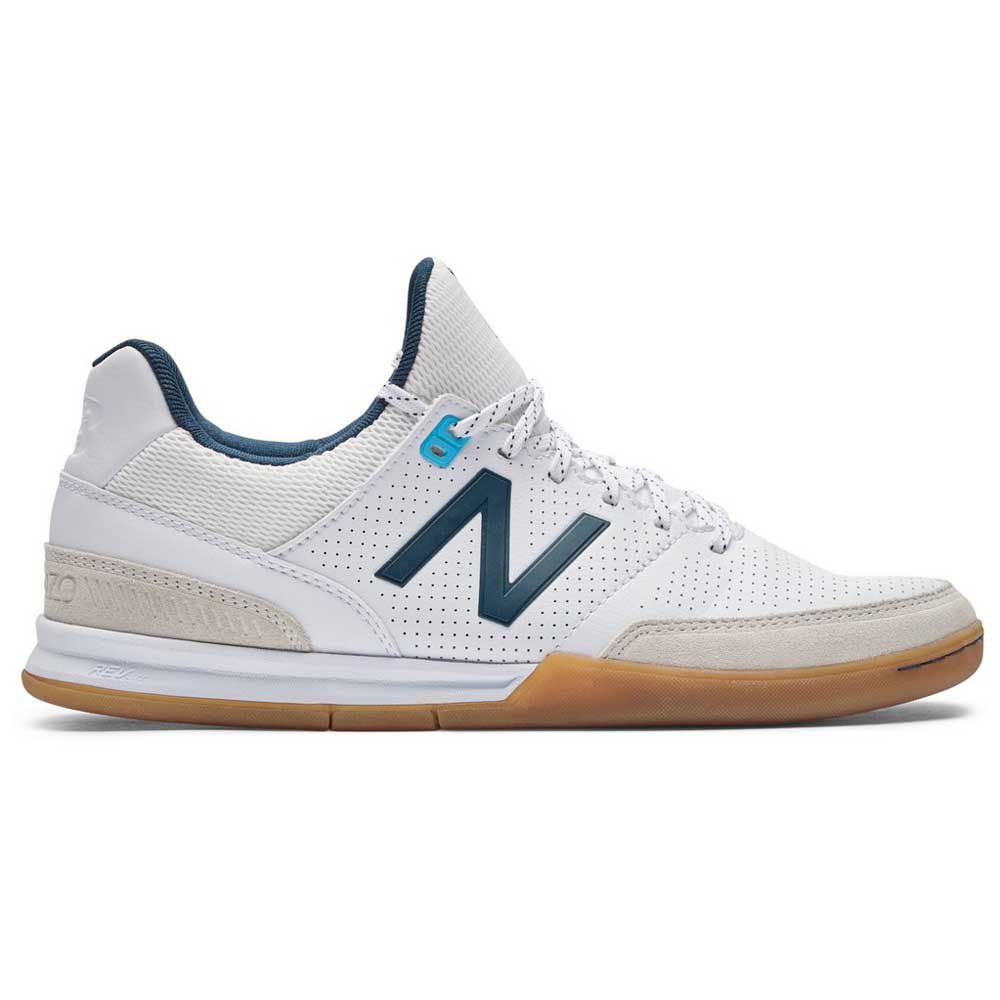 Football en salle New-balance Audazo V4 Pro In EU 40 1/2 White
