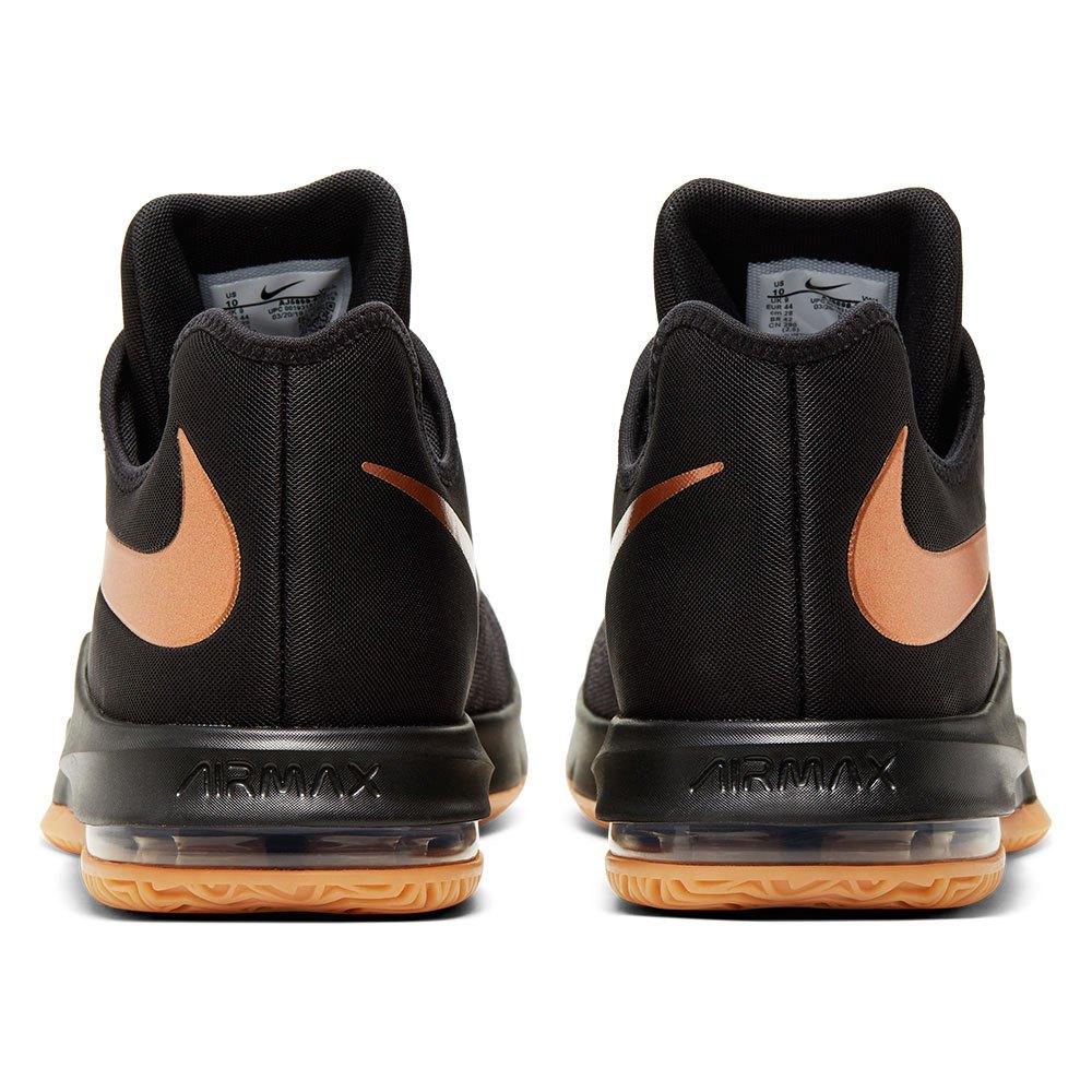 Nike Air Max Infuriate III Low Czarny kup i oferty, Goalinn