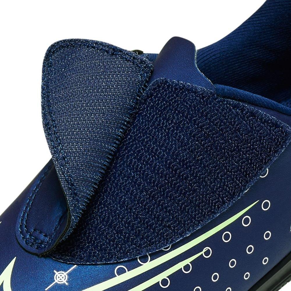 dejar facil de manejar Dependiente  Nike Mercurial Vapor XIII Club MDS PS Velcro IC Blue, Goalinn