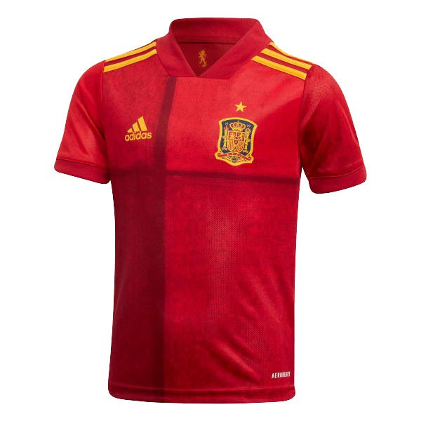 Football Spain Home Mini Kit 2020