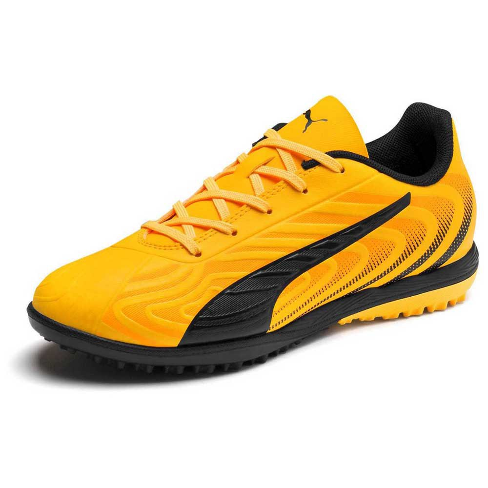 Puma One 20.4 TT Yellow buy and offers on Goalinn