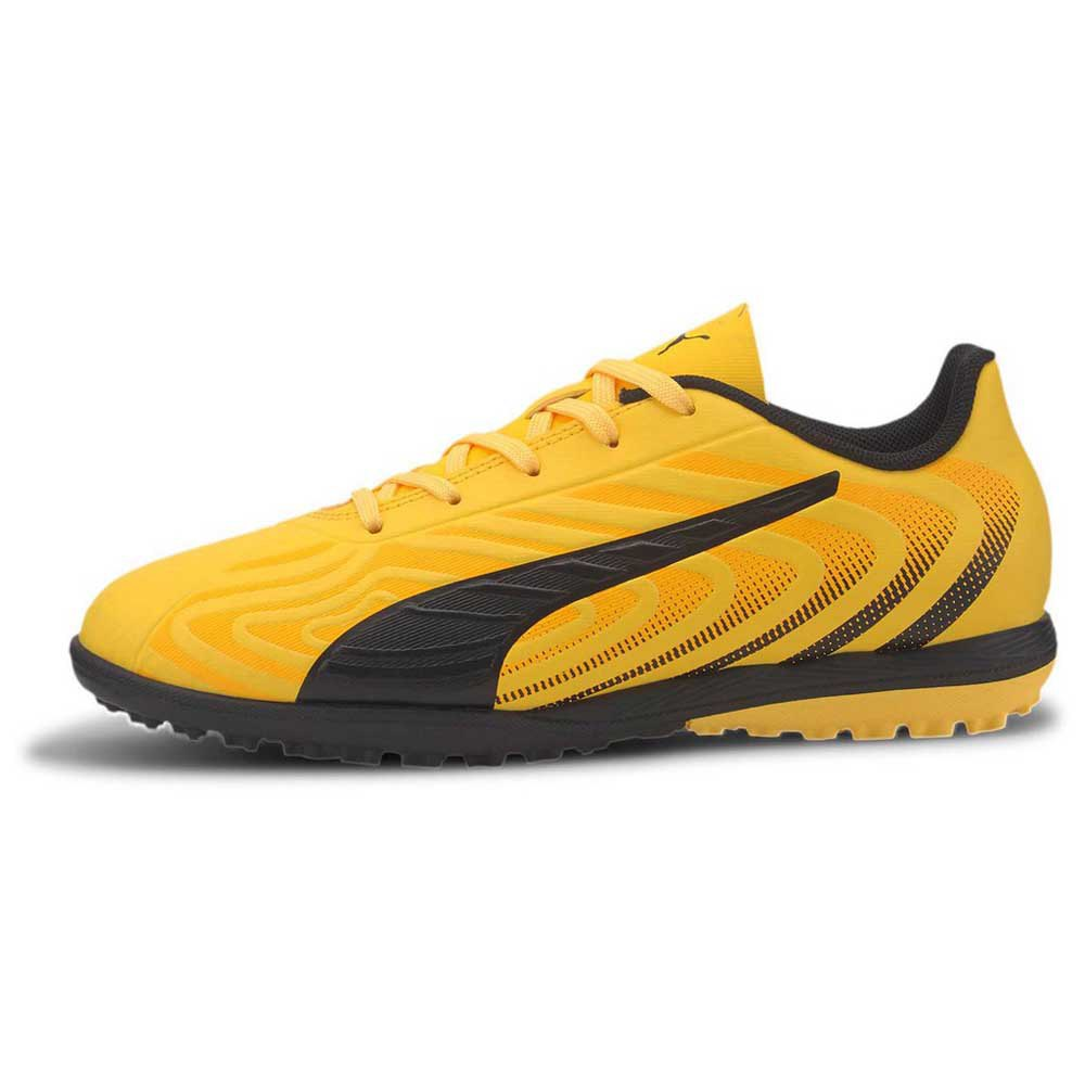 Puma One 20.4 TT Yellow buy and offers on Goalinn