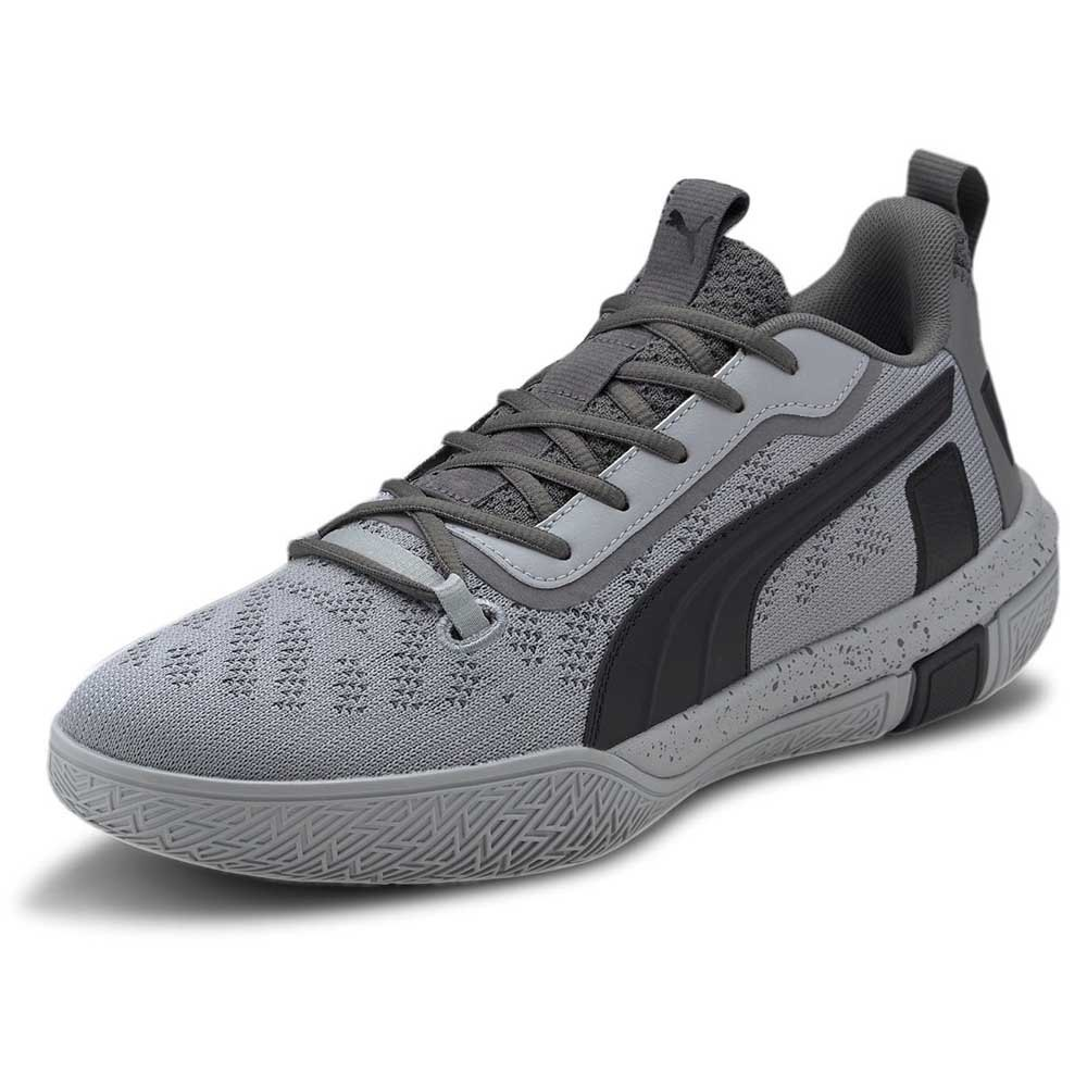 Puma Legacy Low Shoes Grey buy and offers on Goalinn
