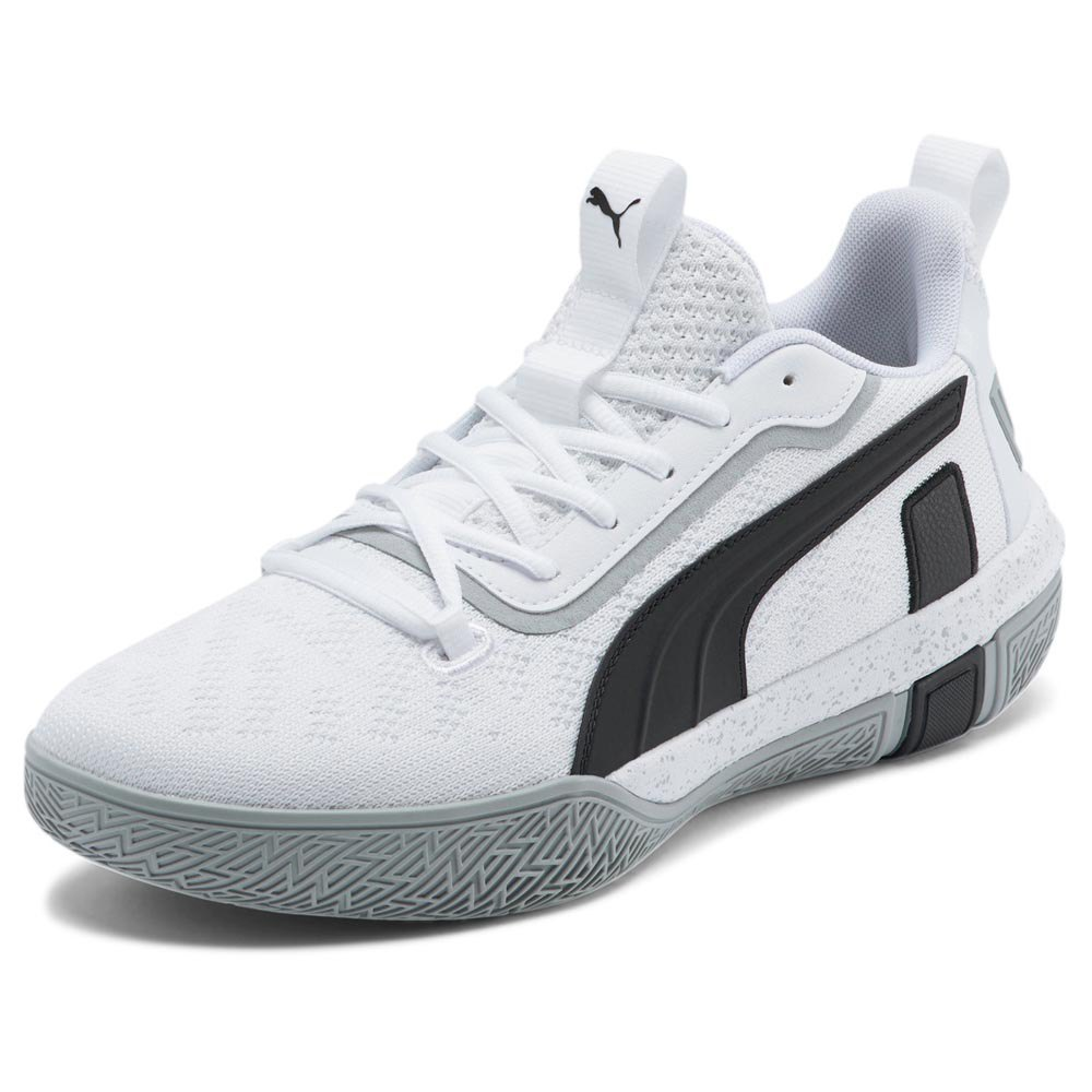 Puma Legacy Low Shoes Black buy and offers on Goalinn