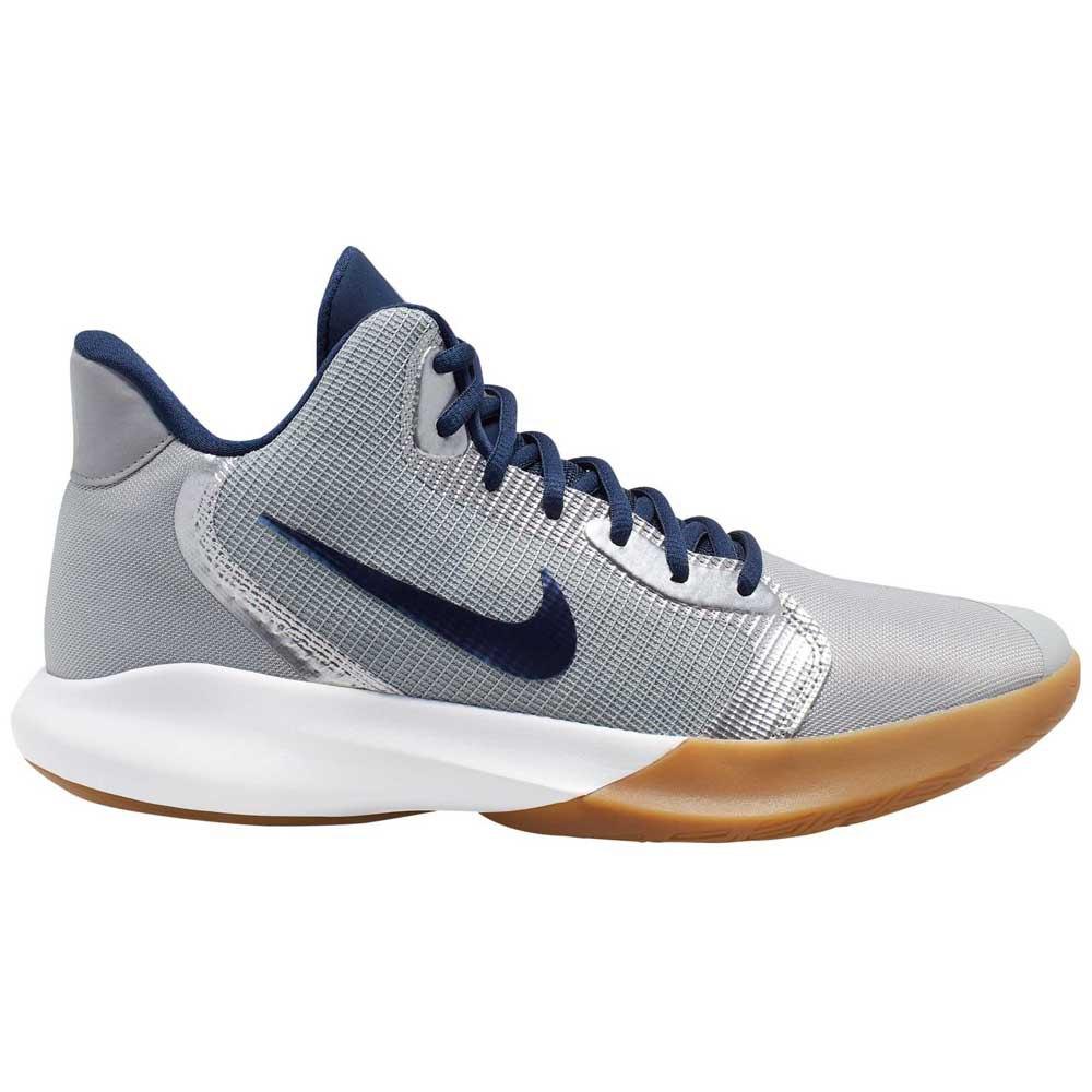 lucha acoso Ofensa  Nike Precision III Gris comprar y ofertas en Goalinn
