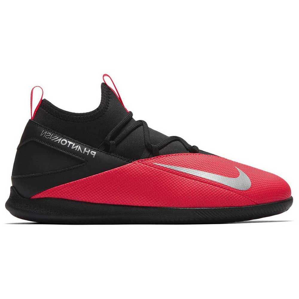 plataforma En riesgo Calificación  Nike Phantom Vision 2 Club Dynamic Fit IC Red, Goalinn