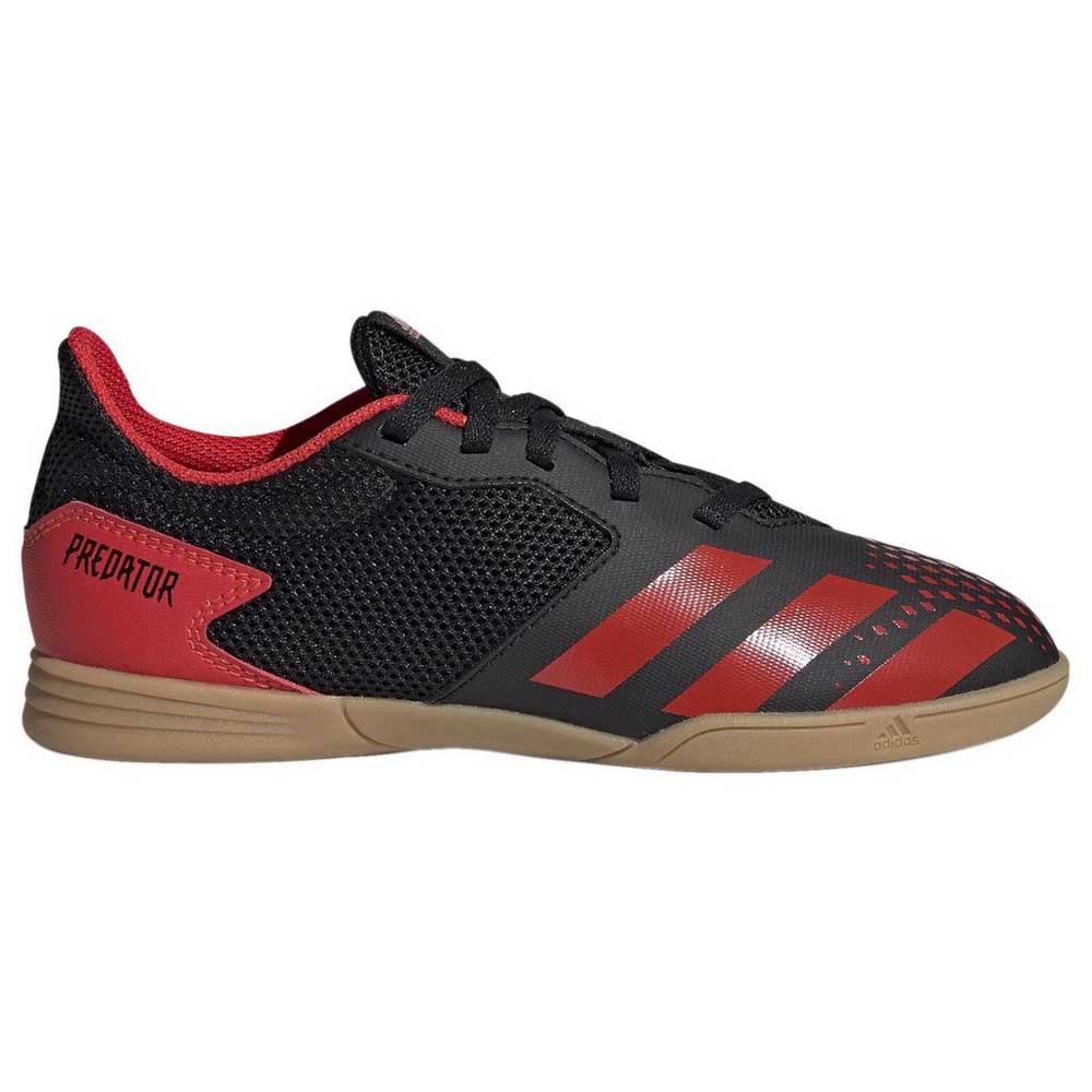adidas Predator 20.3 FG Junior Soccer Cleat Black Signal.