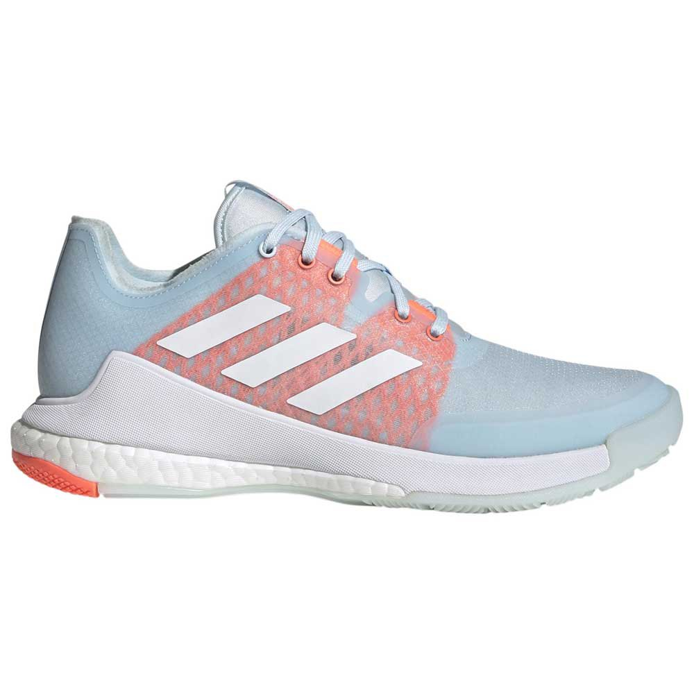 adidas Crazyflight X 3 White buy and offers on Goalinn