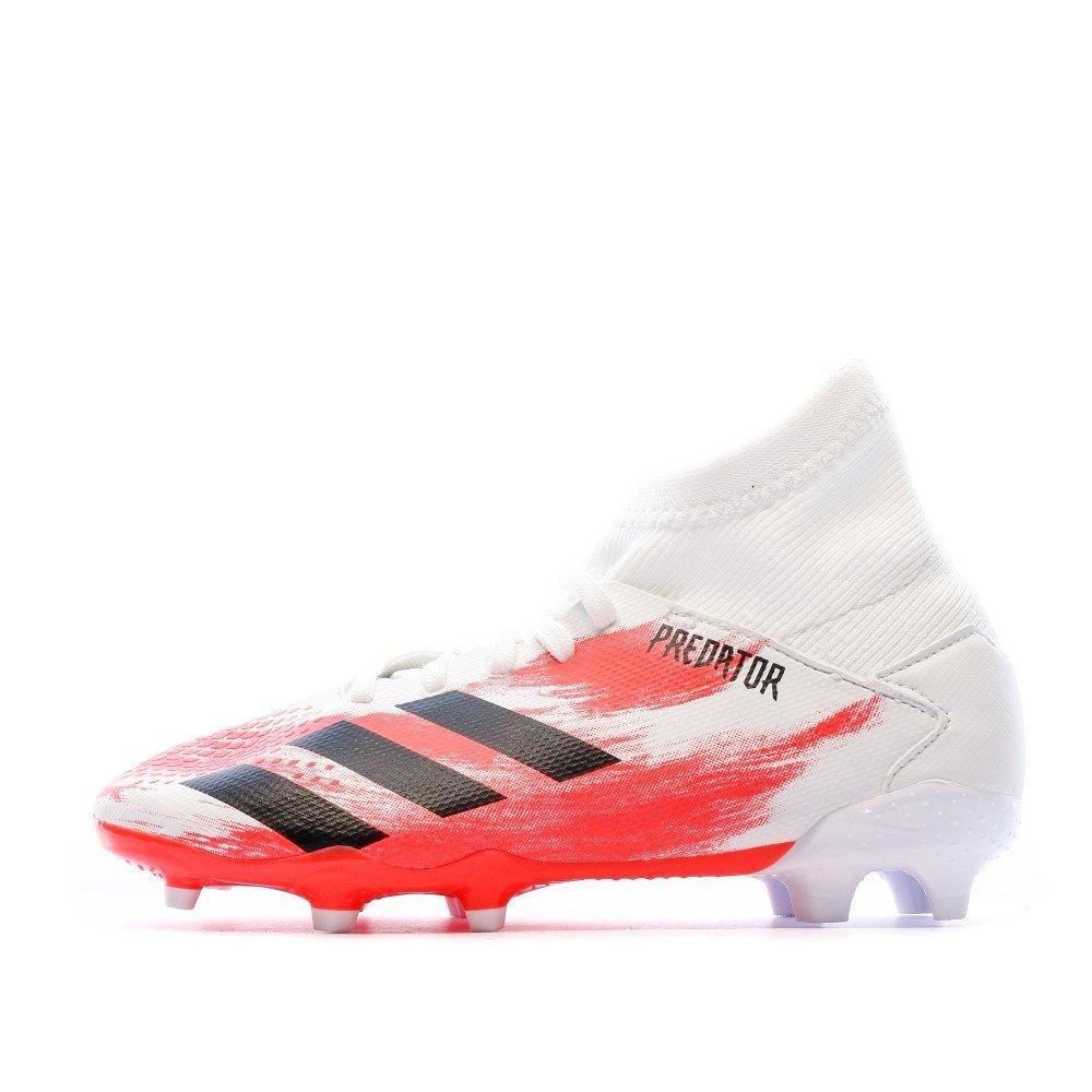 adidas Predator 20.3 FG White buy and offers on Goalinn