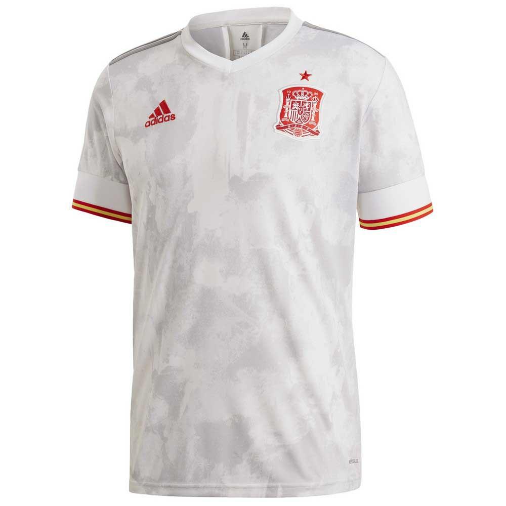 Tranvía entre práctico  adidas Spain Away 2020 Blanco comprar y ofertas en Goalinn