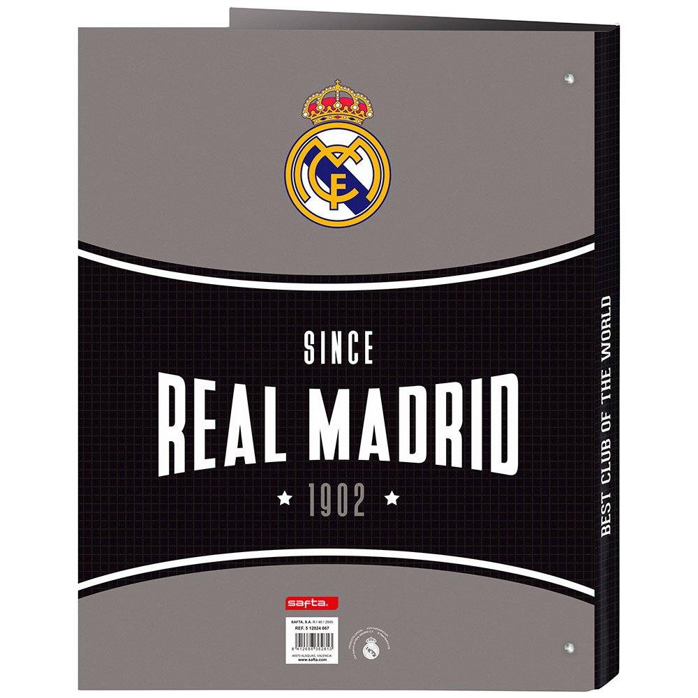 Real Madrid 1902 Folder 4 Rings Mixed