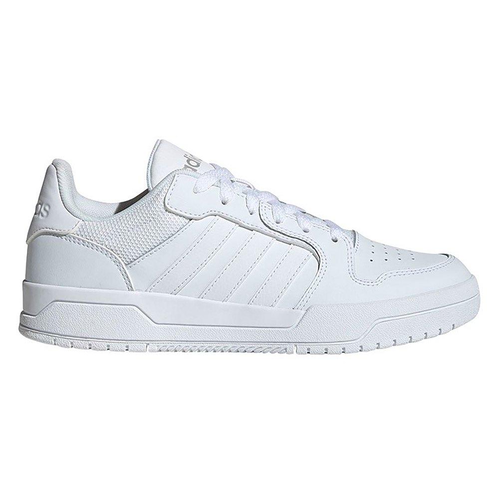 adidas ortholite all white