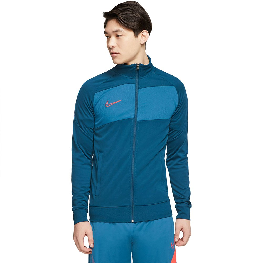 vino A fondo agudo  Nike Dri Fit Academy Pro Track I96 Blue buy and offers on Goalinn