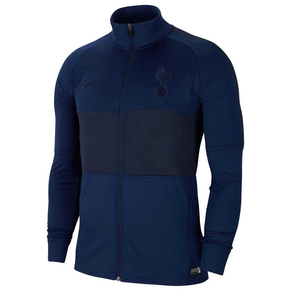 Nike Tottenham Hotspur Fc Dri Fit Strike Track 19 20 Blue Goalinn