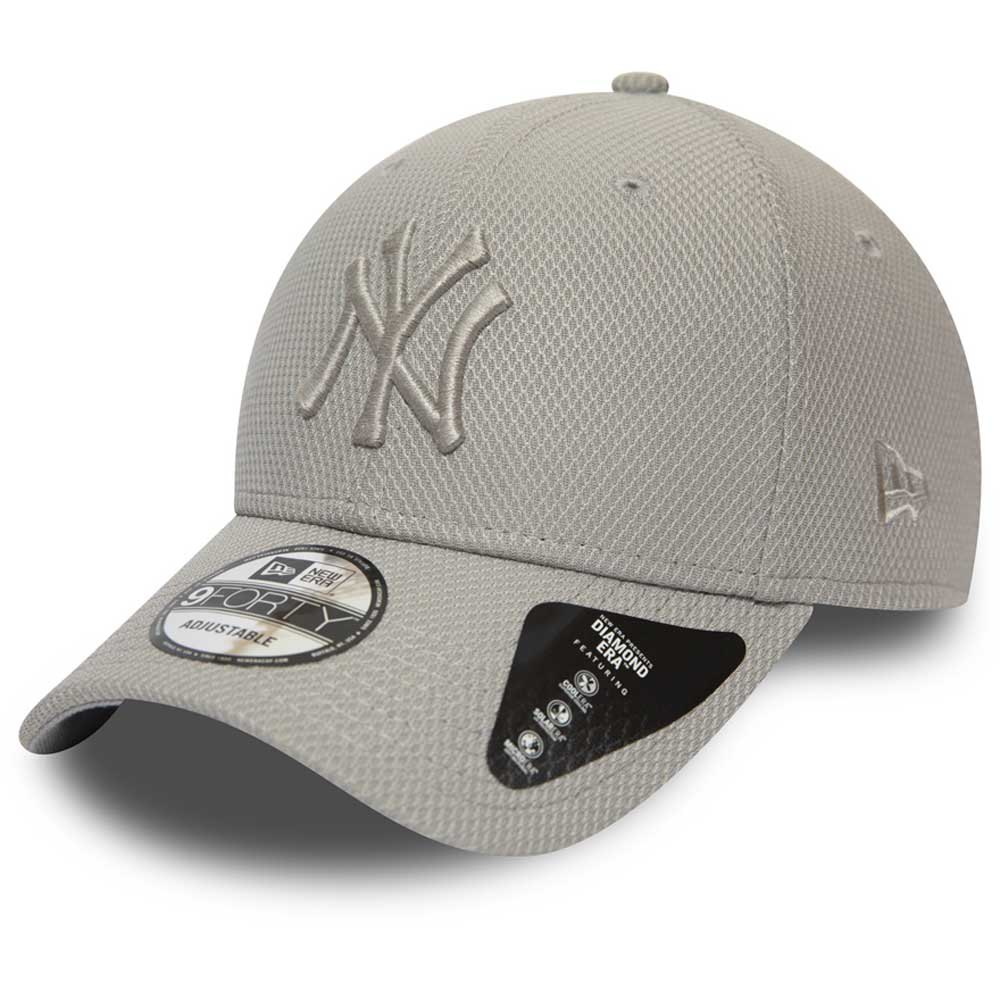 preview of shop great prices New era MLB New York Yankees Diamond Era Essential 9Forty Grey ...