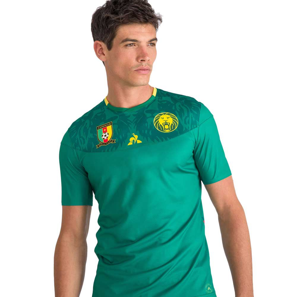 Football Cameroon Home Replica Africa Nations Cup 2021