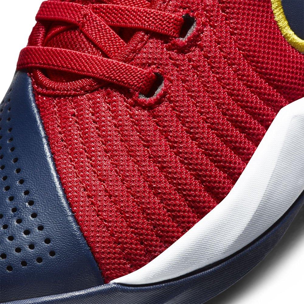 Nike Team Hustle Quick 2 PS Czerwony