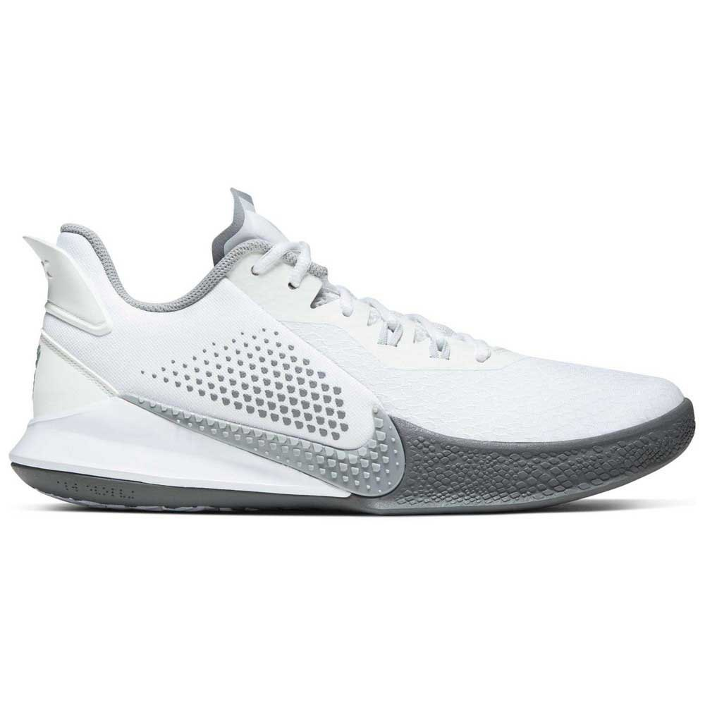 Nike Mamba Fury White buy and offers on