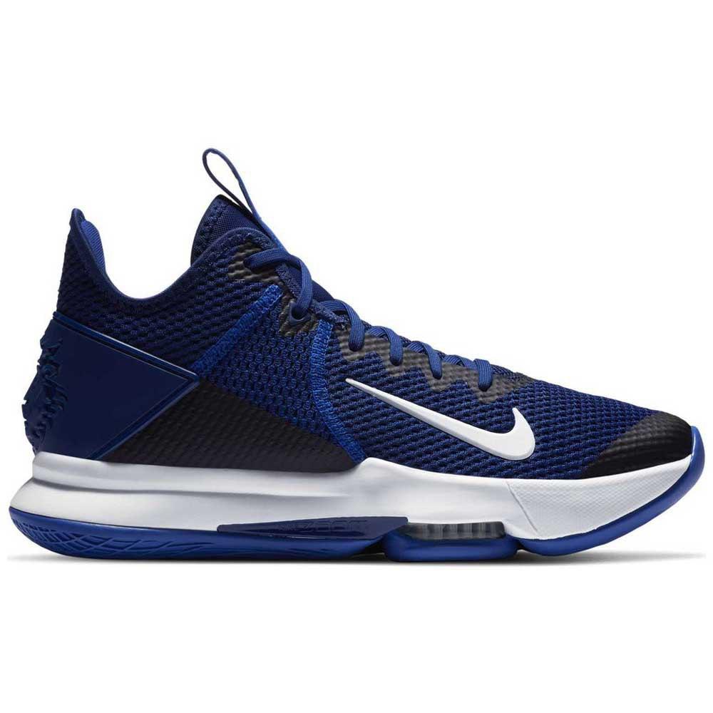 Nike Lebron Witness IV Blue buy and