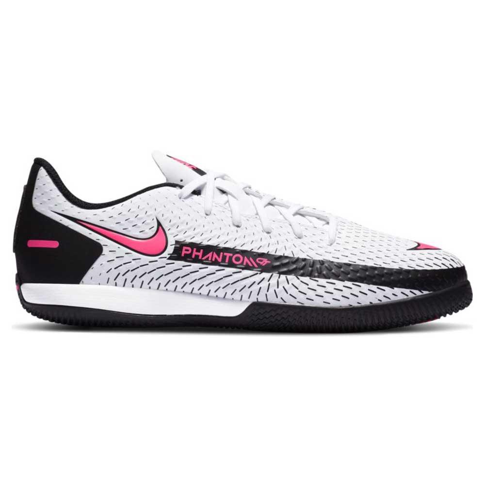 Nike Chaussures Football Salle Phantom GT Academy IC Blanc, Goalinn