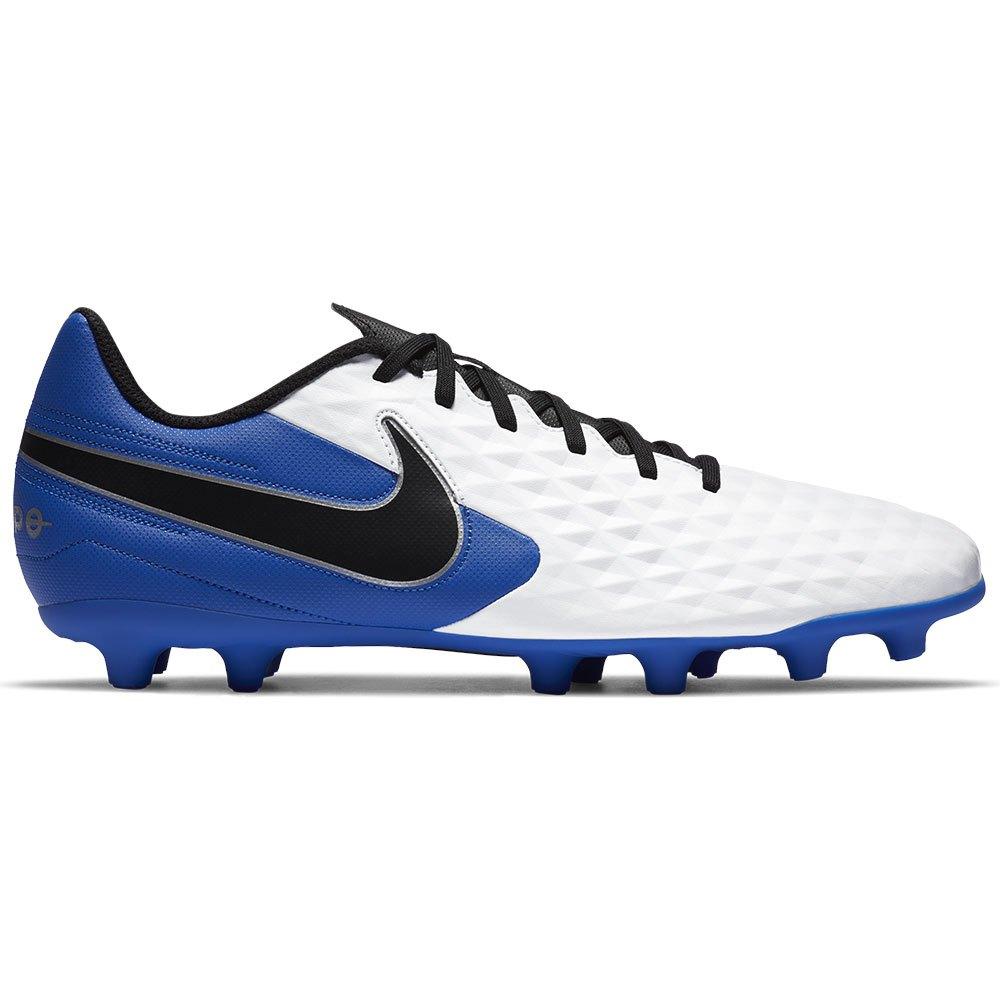 Objetor Despertar Vinagre  Nike Tiempo Legend VIII Club FG/MG White, Goalinn