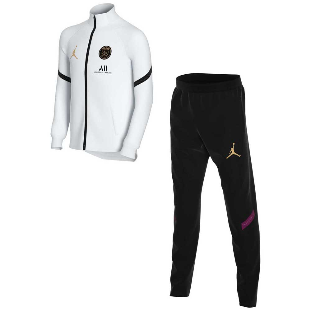 Nike Paris Saint Germain Strike 20/21 Junior Weiß, Goalinn